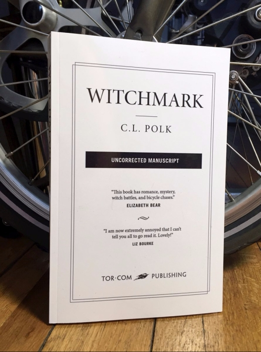 Witchmark uncorrected MS